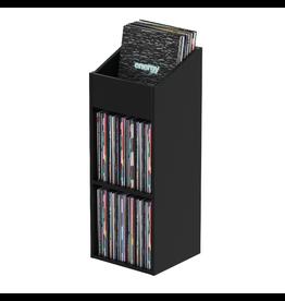 Glorious Glorious Record Rack 330 Black