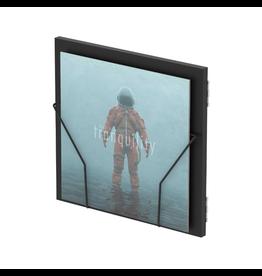 Glorious Glorious Record Box Display Door Black