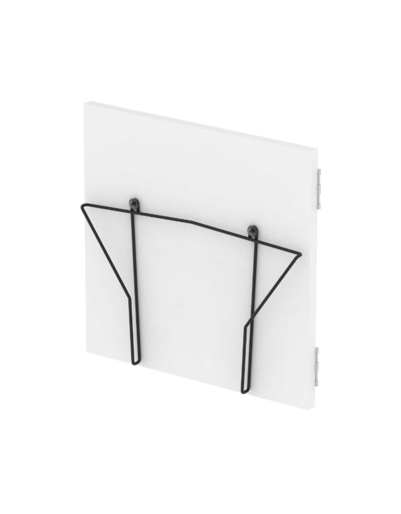 Glorious Glorious Record Box Display Door White