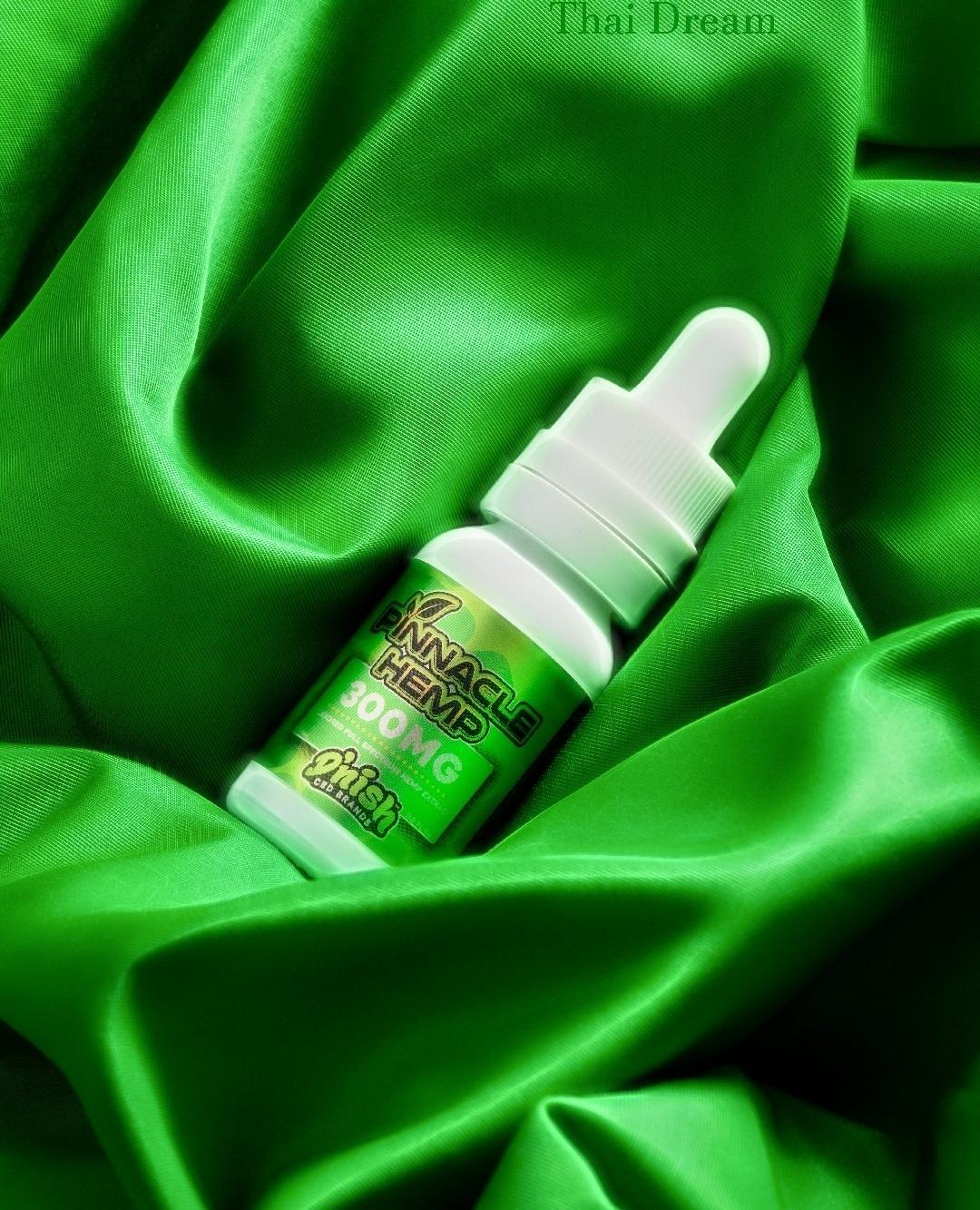Pinnacle Flavored Full Spectrum Vapeable Oil 300mg Thai Dream