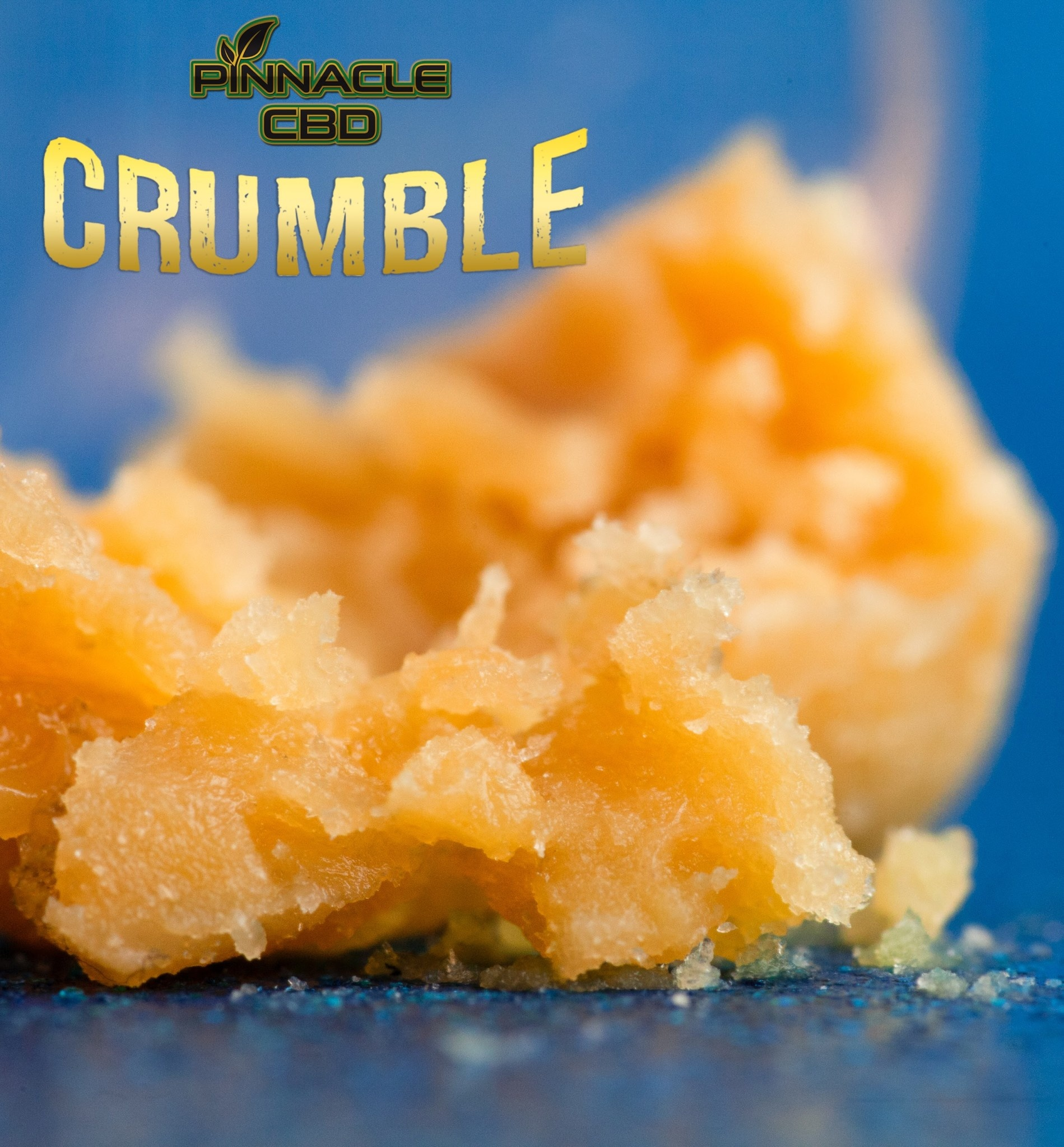 Pinnacle Full Spectrum CBD Crumble