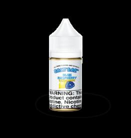 Salt Bae 100 Blue Raspberry Lemonade