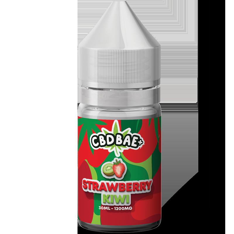 CBD BAE+ Strawberry Kiwi Vape