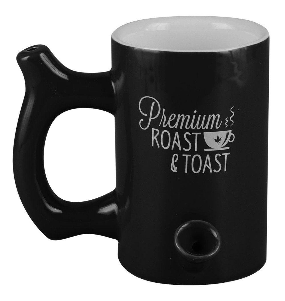 Roast & Toast Large Matte Black Premium