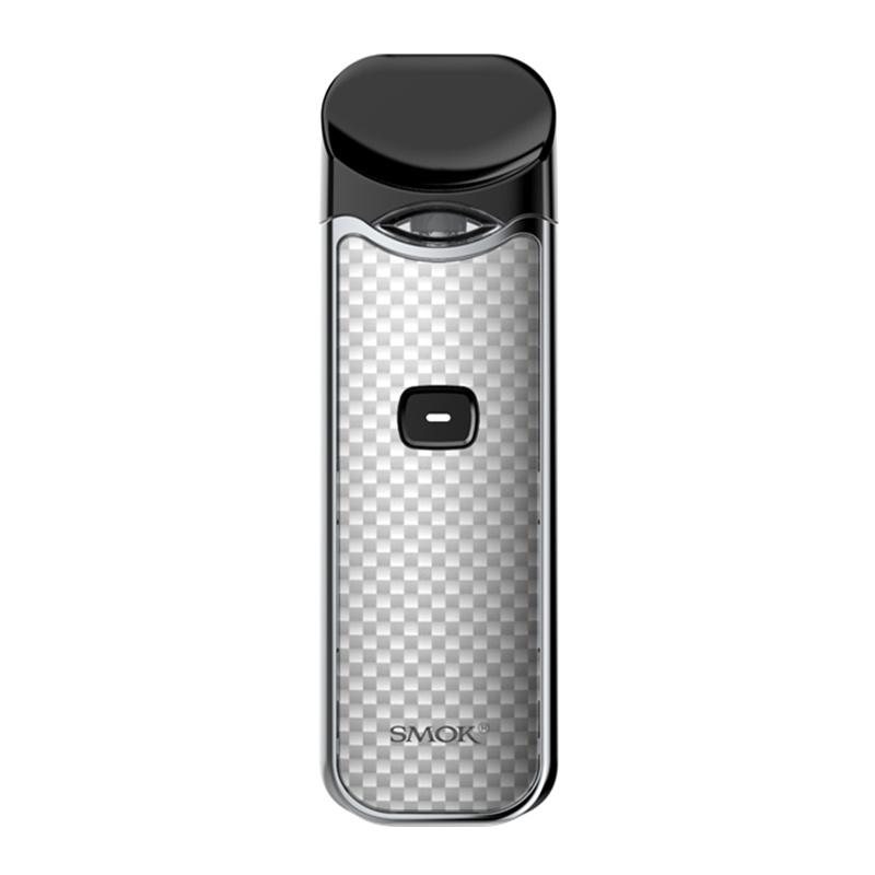Smok Nord Silver Carbon Fiber