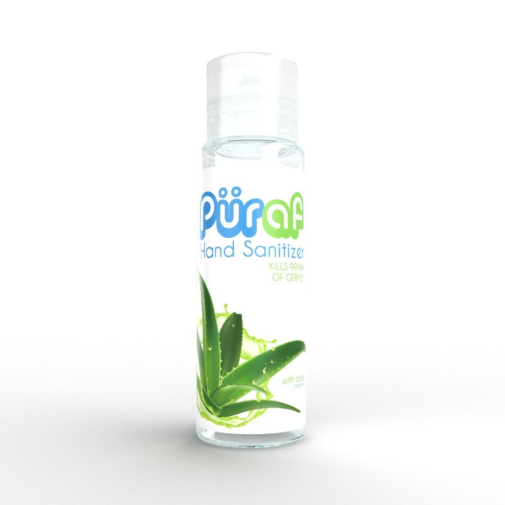 PurAf Hand sanitizer 60ml