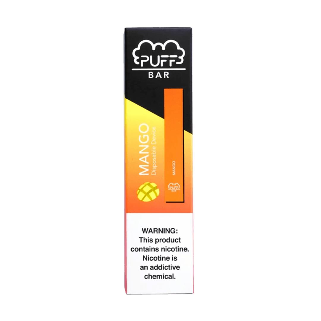 Puff Bar Disposables 5% 1.3mL