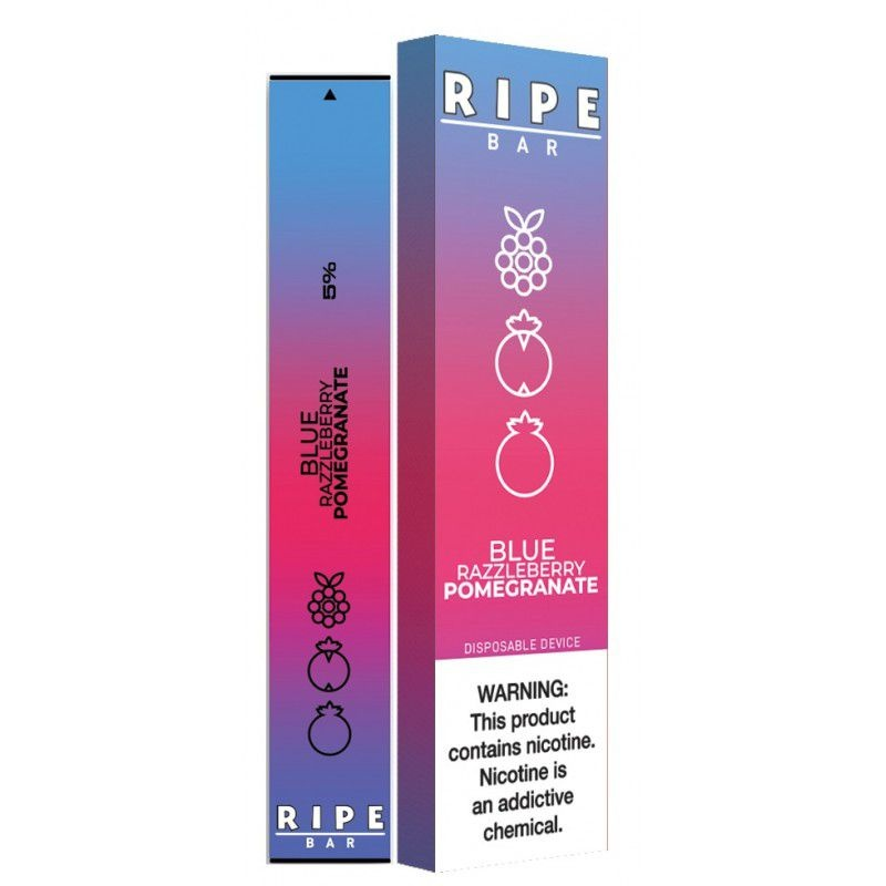 Ripe Disposable 5% by Savage