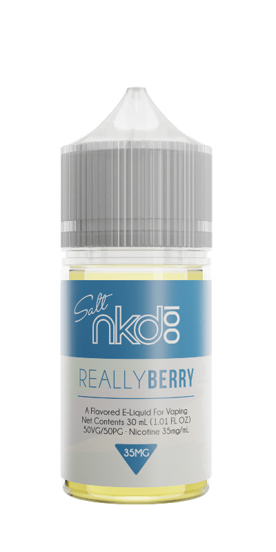 Naked 100 Salt Really Berry 35mg