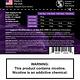 Saphyre Nicotine Sapphyre Nicotine 1.8ml 40% - Purple