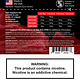 Saphyre Nicotine Sapphyre Nicotine 1.8ml 20%- Red