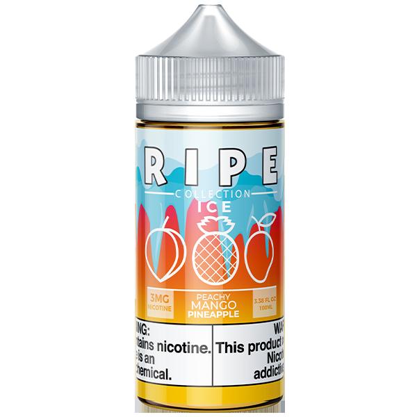 Ripe Peachy Mango Pineapple Ice