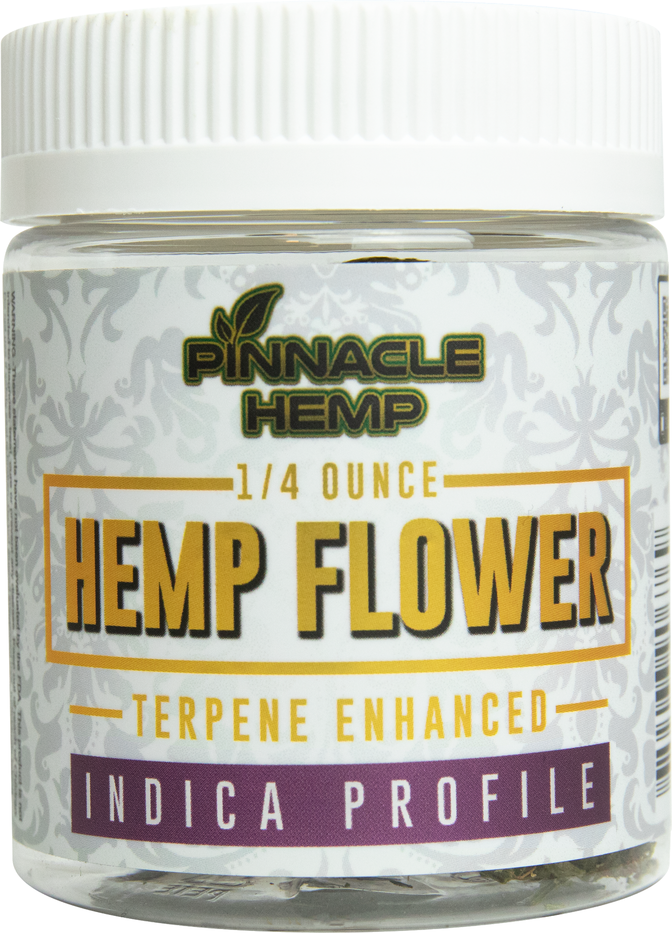 Pinnacle TERPENE ENHANCED CBD FLOWER
