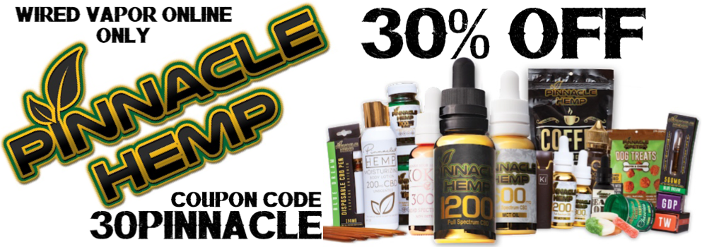 Pinnacle 30% Sale