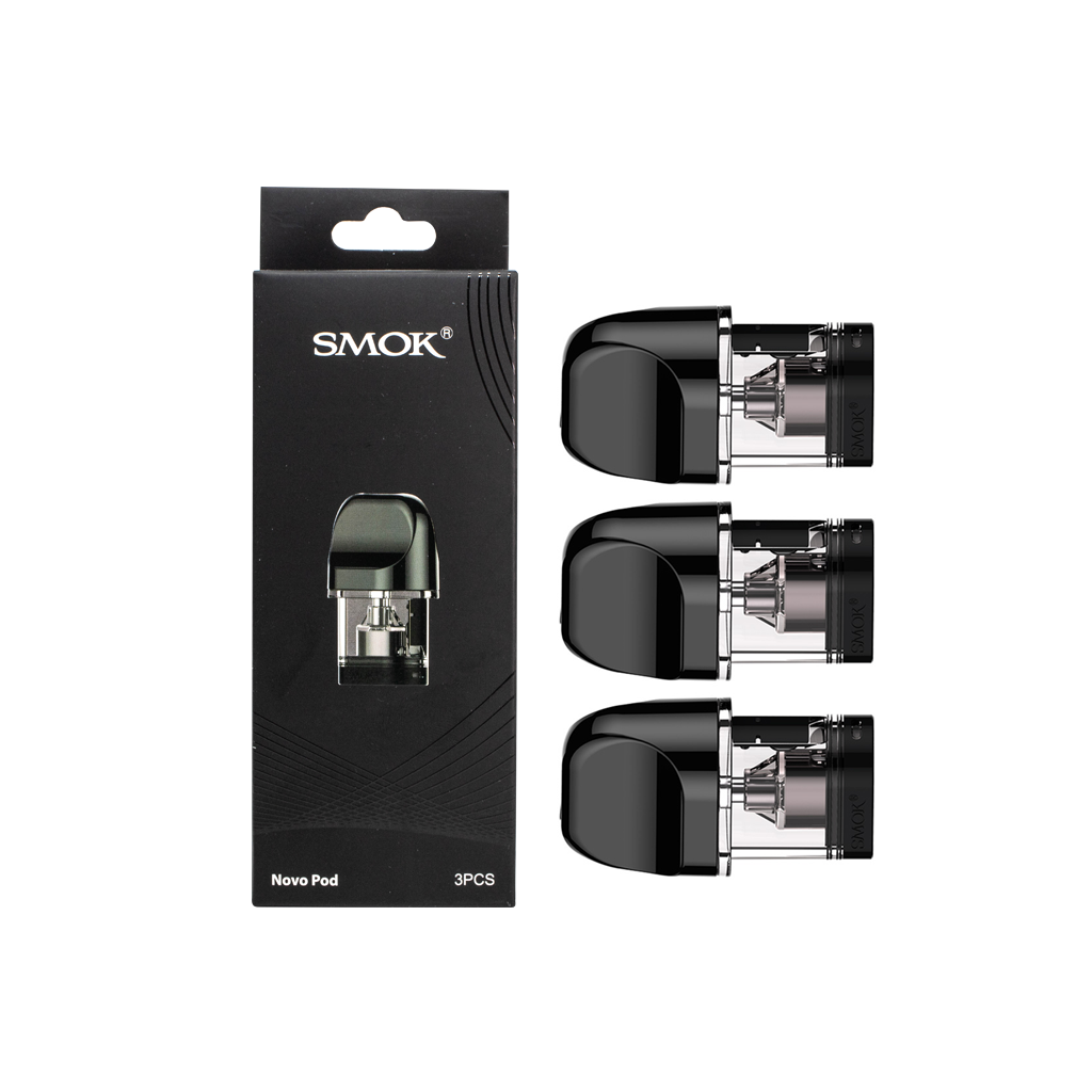 Smok Novo 1 & 2 Replacement Pod