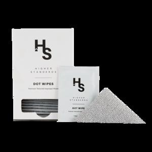 High Standards Dot Wipe 30pk box