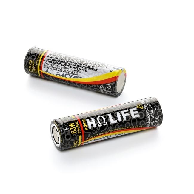 Hohm 4 Life Hohm Life 4 18650 3015mAh 3.6V Battery (Single)