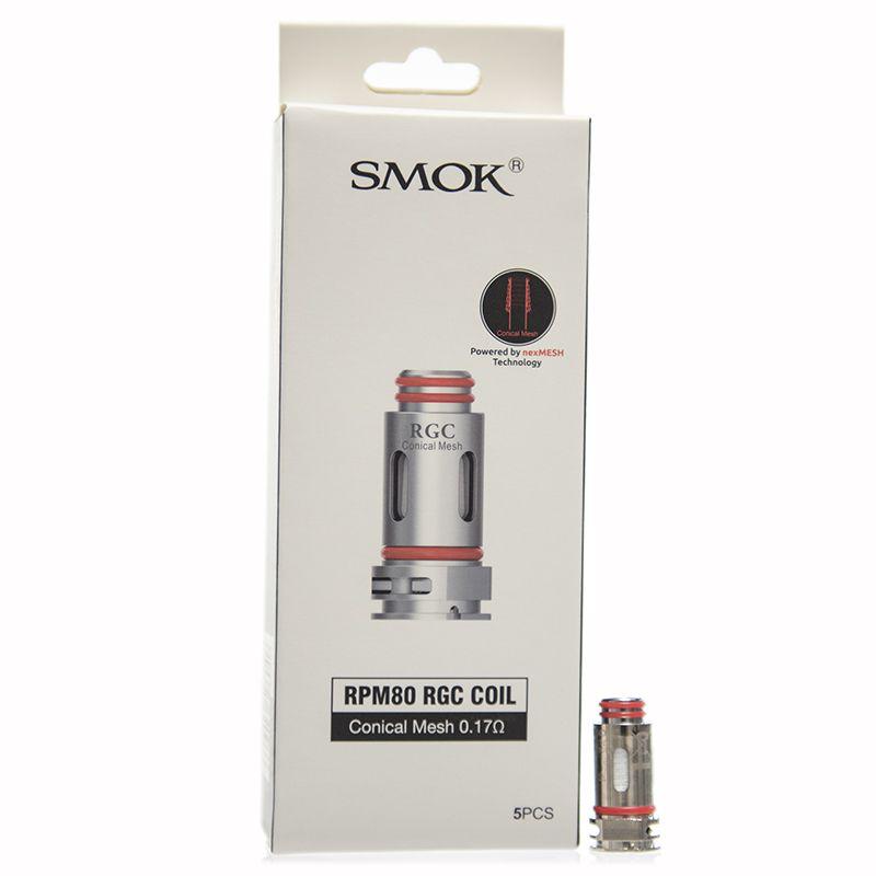 Smok RPM RGC Congical Mesh .17ohm (5pk)
