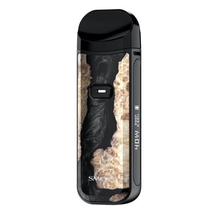 Smok Nord 2 Kit Black Stab Wood
