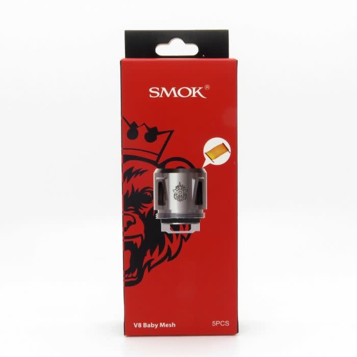 Smok V8 Baby Mesh Coils (0.15 ohm) 5-Pack