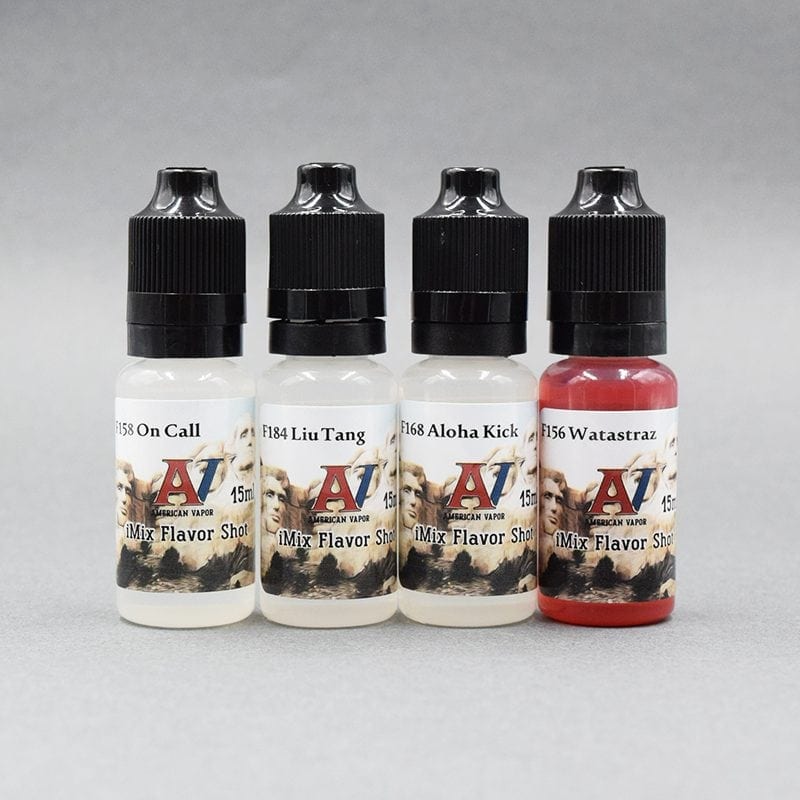 American Vapor Red French Toast