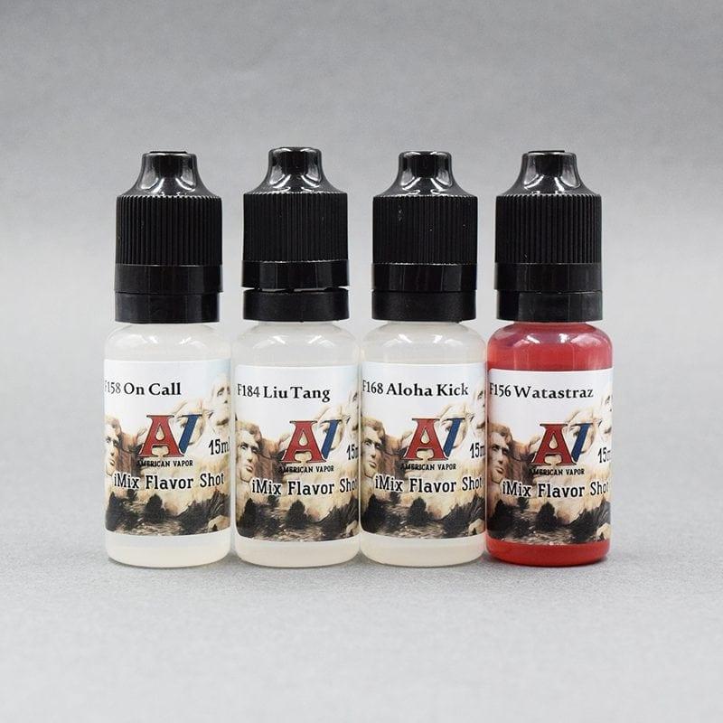 American Vapor F184 Liu Tang flavoring