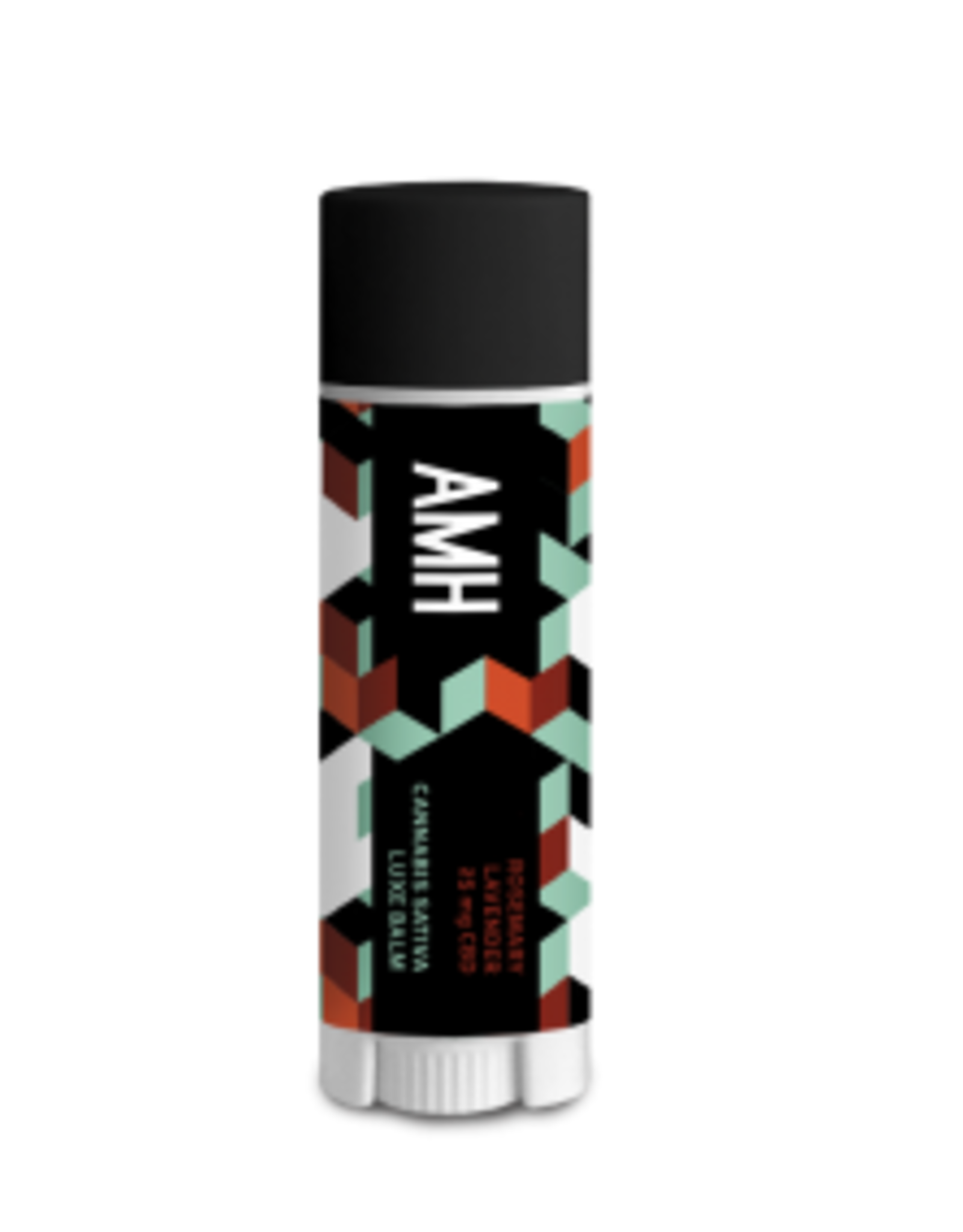 Cannabis Sativa AMH Luxe Lip Balm 25 mg
