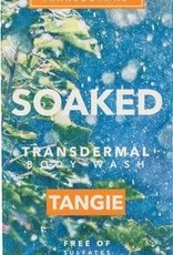 Kush Queen CBD Transdermal Body Wash Tangie Shower Gel Soaked Trial Size