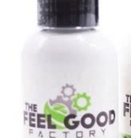 The Feel Good Factory CBD Body Lotion, Pump 2oz 250mg