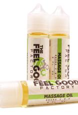 The Feel Good Factory CBD Massage Oil 2oz 500mg