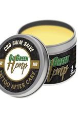 Go Green Hemp Tattoo After Care CBD Balm 250mg