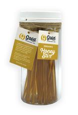 Gold Standard CBD Broad Spectrum CBD Chocolate Honey Stix, Single 15mg