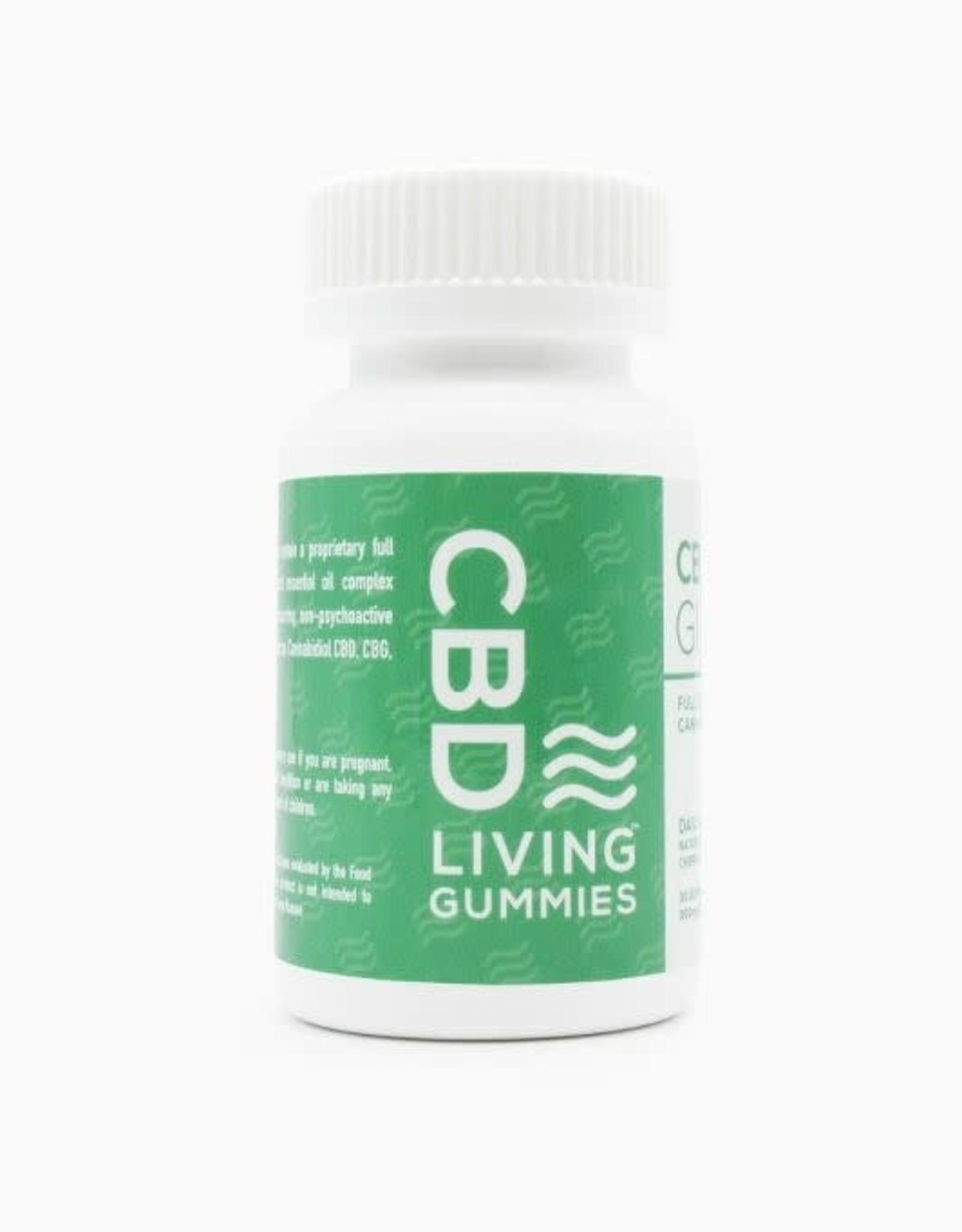 CBD Living CBD Sour Gummies 300mg/30ct/10mg