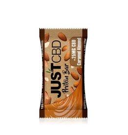 Just CBD CBD Protein Bar Caramel Almond  25mg