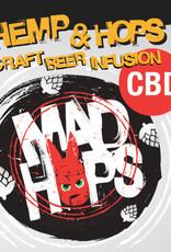 Mad Hops CBD Craft Beer Enhancer Hemp And Hops