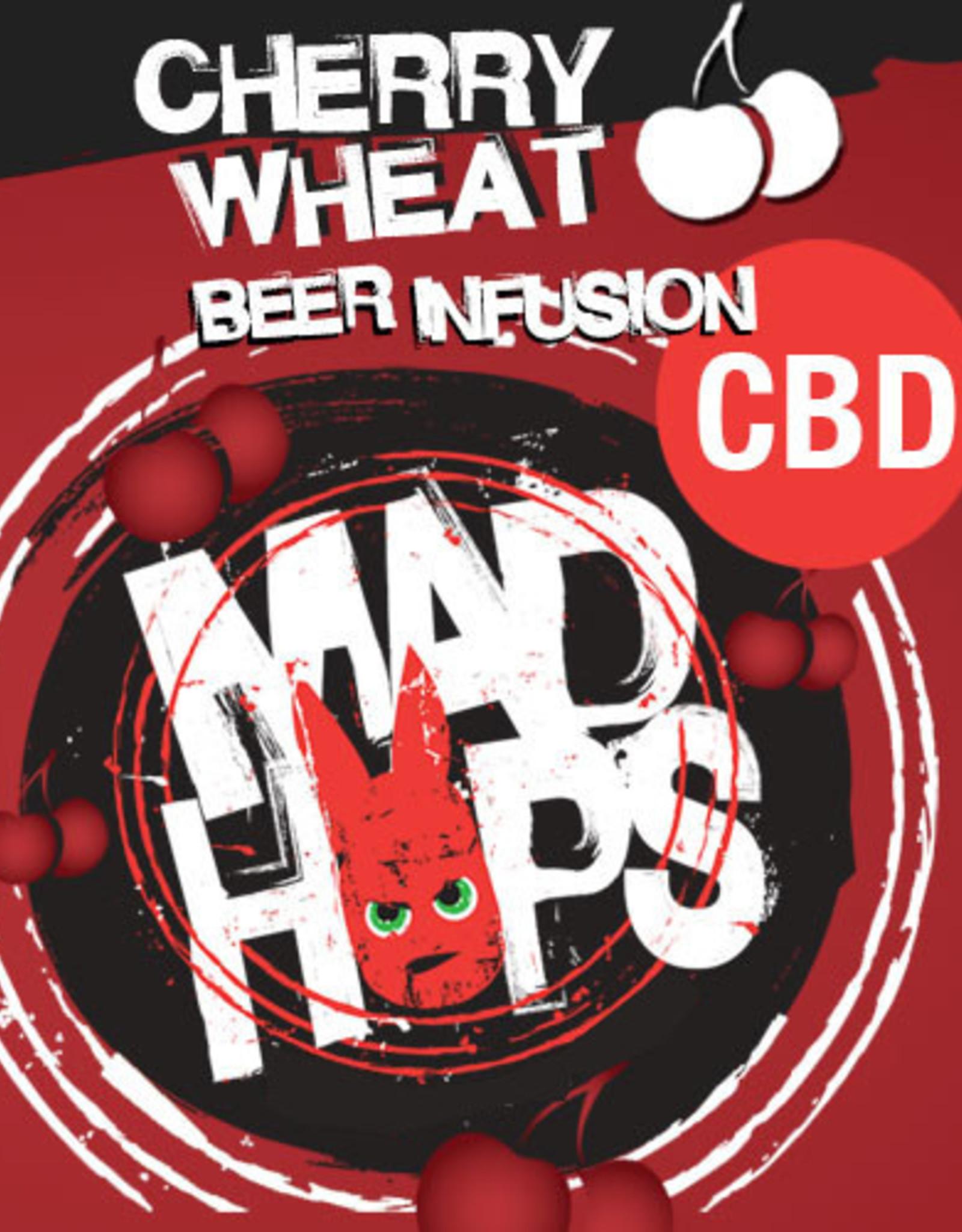 Mad Hops CBD Beer Enhancer Flavoring Cherry Wheat