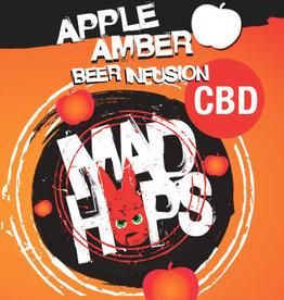 Mad Hops CBD Beer Enhancer Flavoring Apple Amber Ale