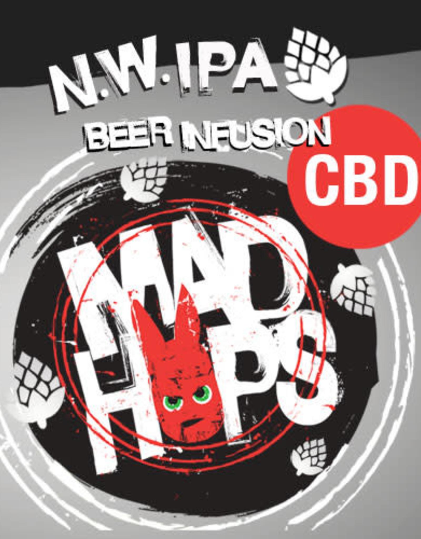 Mad Hops CBD Beer Enhancer Flavoring Northwest IPA