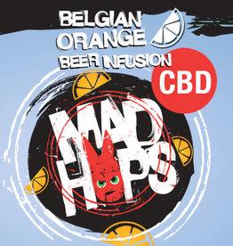 Mad Hops CBD Beer Enhancer Flavoring Belgian Orange
