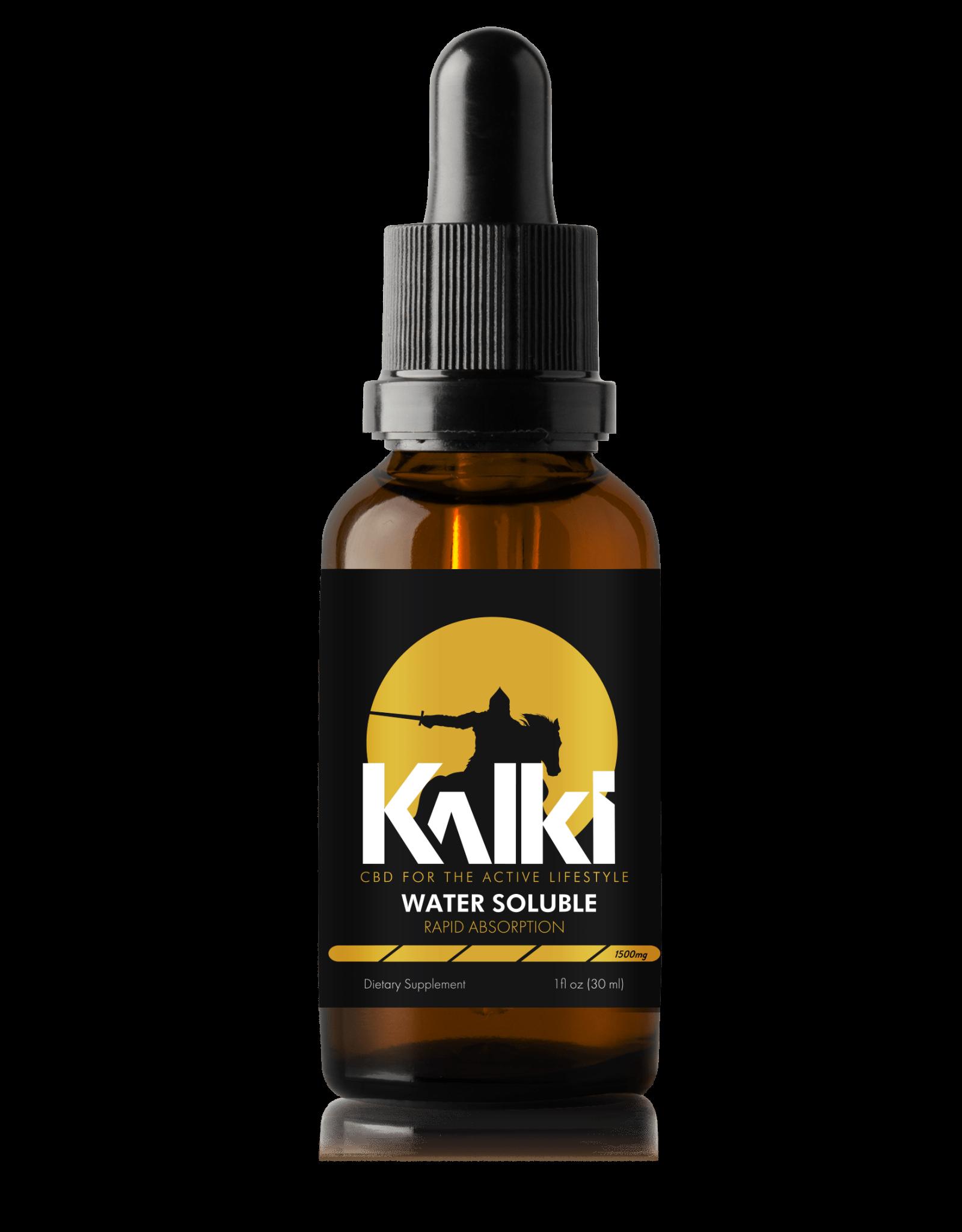 Hemplucid Kalki Water Soluble CBD Oil Tincture 1000mg
