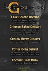 Pinnacle Hemp Full Spectrum CBD Oil Full Spectrum David G Crimson Baked Dessert 300mg