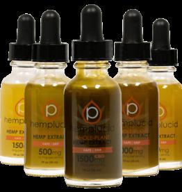 Hemplucid Whole Plant Hemp Extract Vape/Drip 500mg by Hemplucid