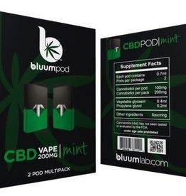 Vape Pods Mint 200mg 2 pack
