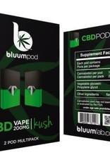 Vape Pods Kush 200mg 2 pack