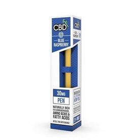 Disposable CBD Vape Pen, Blue Raspberry 30mg