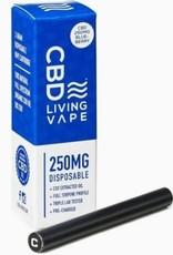 CBD Living CBD Vape Pen Blueberry 250mg