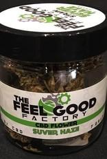 The Feel Good Factory CBD Flower Suver Haze 7gm 15%