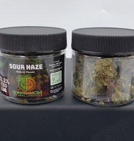 Green Gold CBD CBD Flower Sour Haze,  3.5g 22.5% CBD