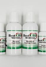 Best CBD Wellness Isolate CBD Mint Pain Cream 350mg 2oz