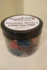 Best CBD Wellness Isolate CBD Gummies 1000mg 80 pc/12.5mg ea